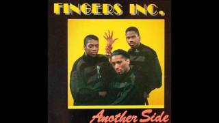 FINGERS INC Another Side Complete Album Alleviated Records