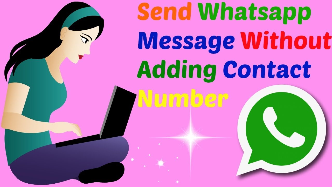 how to add contact with whatsapp