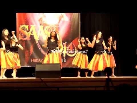 SAASA 2014 Girls Mix Dance