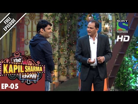 The Kapil Sharma Show - दी कपिल शर्मा शो-Episode 5-Azhar-7th May 2016