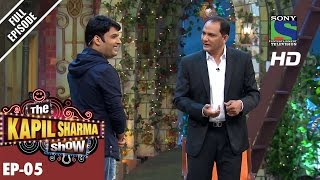 The Kapil Sharma Show-दी कपिल शर्मा शो-Episode 5-Azhar-7th May 2016