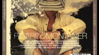 Desesperanza Ricardo Montaner 2003 (Audio)