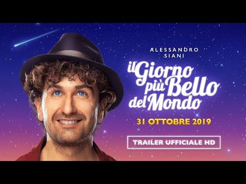 Il Giorno Più Bello del Mondo (2019) - Trailer Ufficiale