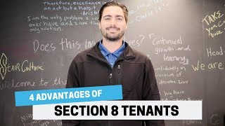 4 Advantages of Section 8 Tenants