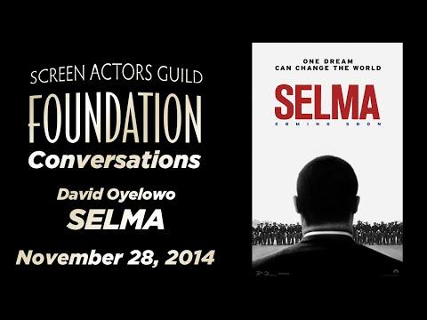 Conversations with David Oyelowo of SELMA