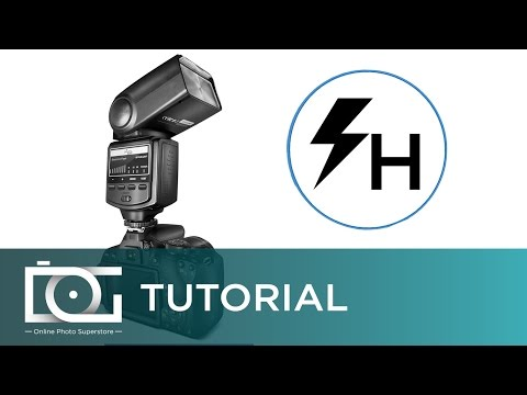 HSS Flash: High Speed Sync Flash | How To Find Out If You Have HSS | Flash Photography Tutorial