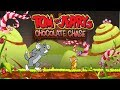TOM AND JERRY -  CHOCOLATE CHASE. Fun Tom and Jerry 2018 Games. Baby Games cartoon #GARMAY