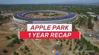 APPLE PARK 1 Year Recap 4K
