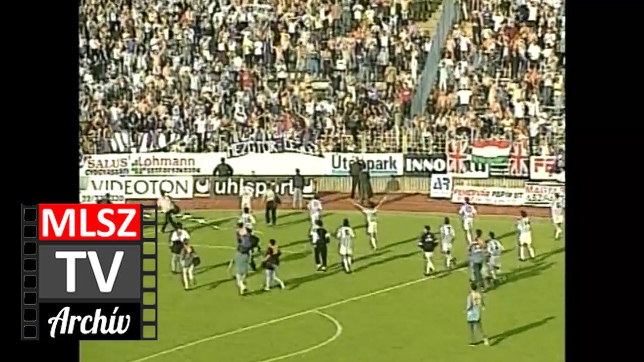 Videoton-Újpest | 1-1 | 1998. 05. 30 | MLSZ TV Archív