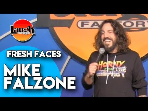 Mike Falzone | Married in LA | Laugh Factory Fresh Faces Stand Up Comedy
