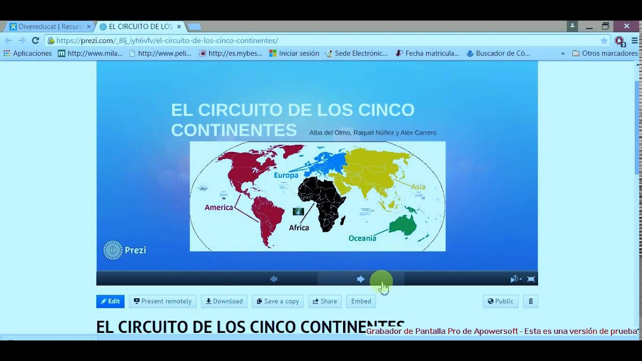 Circuito Alba : Copia de divereducat youtube