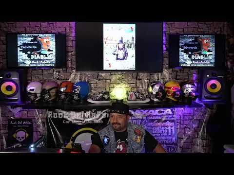 Rock Del Asfalto: Transmision Oct 21, 2020 HOY HUGO TAMAYO!