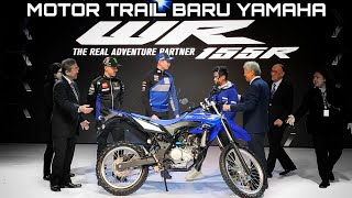FULL REVIEW YAMAHA WR155R | MOTOR TRAIL BARU YAMAHA DI INDONESIA!!