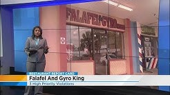 Restaurant Report Card: Falafel and Gyro King