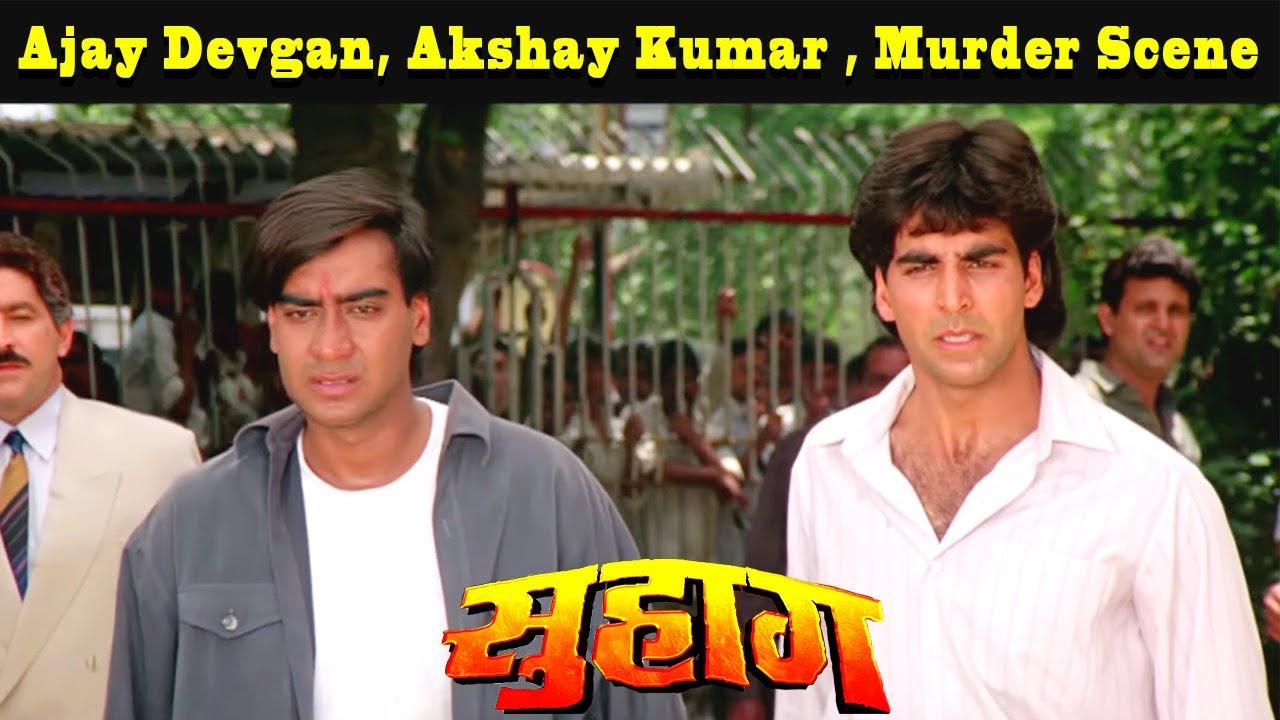 Akshay Kumar vs Ajay Devgan Comparison - YouTube  |Akshay Kumar And Ajay Devgan