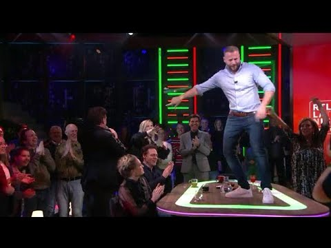 Gerard Joling - Christmas on the dance floor - RTL LATE NIGHT MET TWAN HUYS