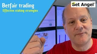 Betfair trading - Using variable staking to increase your profitability