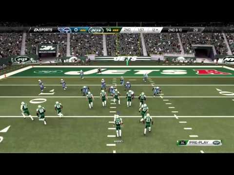 Jets Highlights Vs. Titans