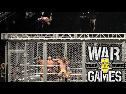 NXT TAKEOVER WAR GAMES 2 | REVIEW