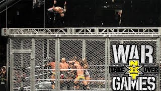 NXT TAKEOVER WAR GAMES 2   REVIEW