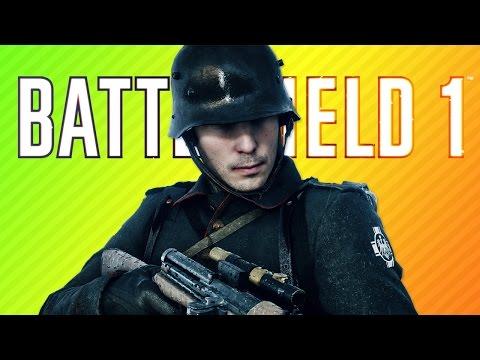 THE GOD GUN | Battlefield 1