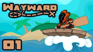 Video Let's Play Wayward - PC Gameplay Part 1 - Who Needs Survival When You Have Fisticuffs! download MP3, 3GP, MP4, WEBM, AVI, FLV Oktober 2018