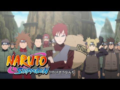 Naruto Shippuden Opening 11 | Totsugeki Rock (HD)
