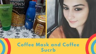 Coffee Face Scrub Mask to Get Instant Brightnes Lightnes Skin Amna s LifeStyle