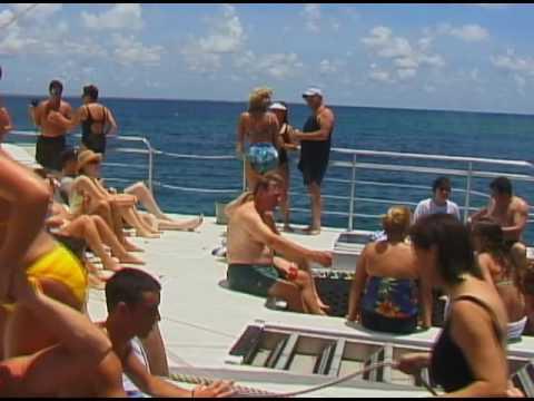 Eastern Caribbean Cruise   June 2001   Pt 2