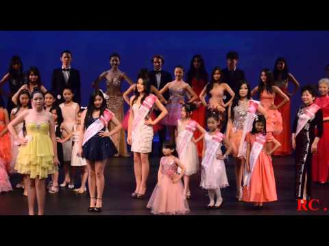 6th Annual China International Advertising Model Contest 2014