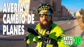 AVERIA Y CAMBIO DE PLANES. #Reto30dias 🔧.