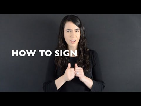 25 Basic ASL Signs For Beginners Part 3 | Learn ASL American Sign Language