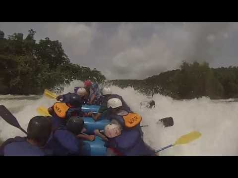 Places in Maharashtra for adventure lovers. Kundalika river rafting Kolad Raigarh Maharashtra.