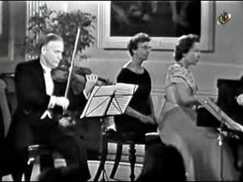 (1/2) Schubert - Piano Trio No.1 - I. Allegro moderato