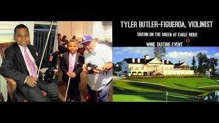 Tavern on the Green Eagle Ridge Golf Course Tyler Butler-Figueroa, Violinist