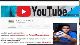 INFO. VIDEO-CURSOS dedicados a la Reparación de MotherBoards a nivel  de Hardware  /electrónico