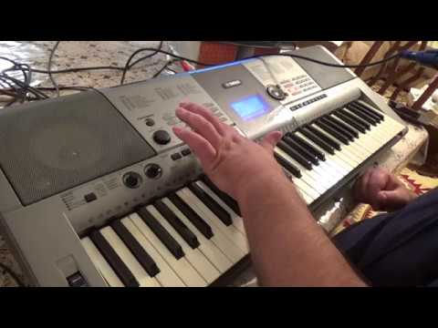yamaha psr e403 ypt 400 keyboard in depth review demo. Black Bedroom Furniture Sets. Home Design Ideas