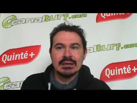emission video des courses turf pmu du Mardi 21 février 2017