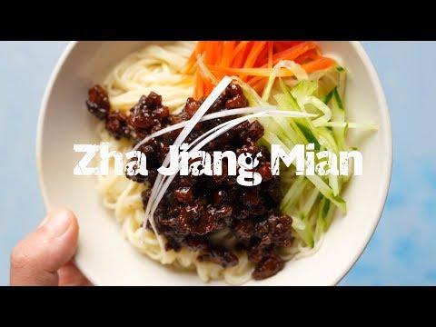Zha Jiang Mian (炸酱面)