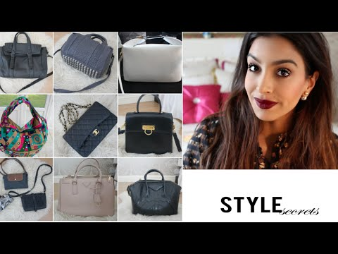 Handbag Collection1: My Most Used | Style Secrets x