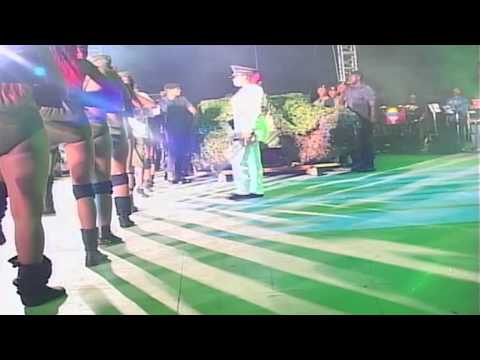 Claudette CP Peters - The General, Live! Antigua Carnival 2015
