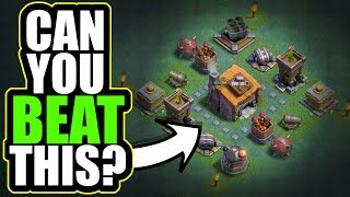 IS THIS THE BEST BUILDERS HALL 6 BASE!? - Clash Of Clans - COPYING THE TOP PLAYERS IN THE WORLD!