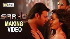Saaho Song Making Video || Psycho Saiyaan Song making || Prabhas, Shraddha Kapoor - Filmyfocus.com