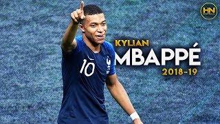 Kylian Mbappé - The World Champion #5 - 2018/19 HD
