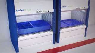 видео: Организация хранения мелких деталей на складе - автоматизированные склады KARDEX - КИИТ