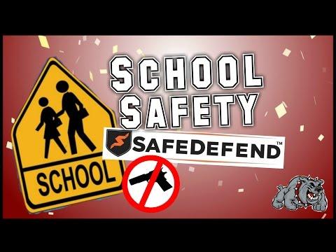 SafeDefend School Protection Presentation