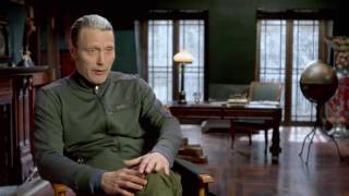 Doctor Strange - Mads Mikkelsen On Researching The Comic Trailer - Exclusive Interview