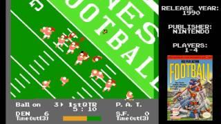 Retro Sports - NES Play Action Football (NES)