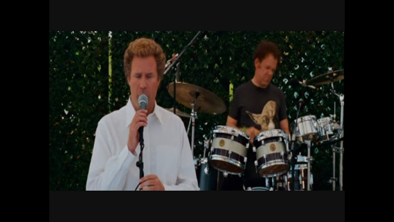 Step Brothers Singing Scene Hd Youtube