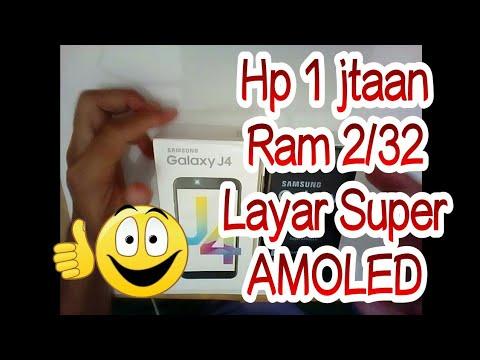 Review Samsung J4 Layar Super Amoled Harga 1 Jutaan Youtube